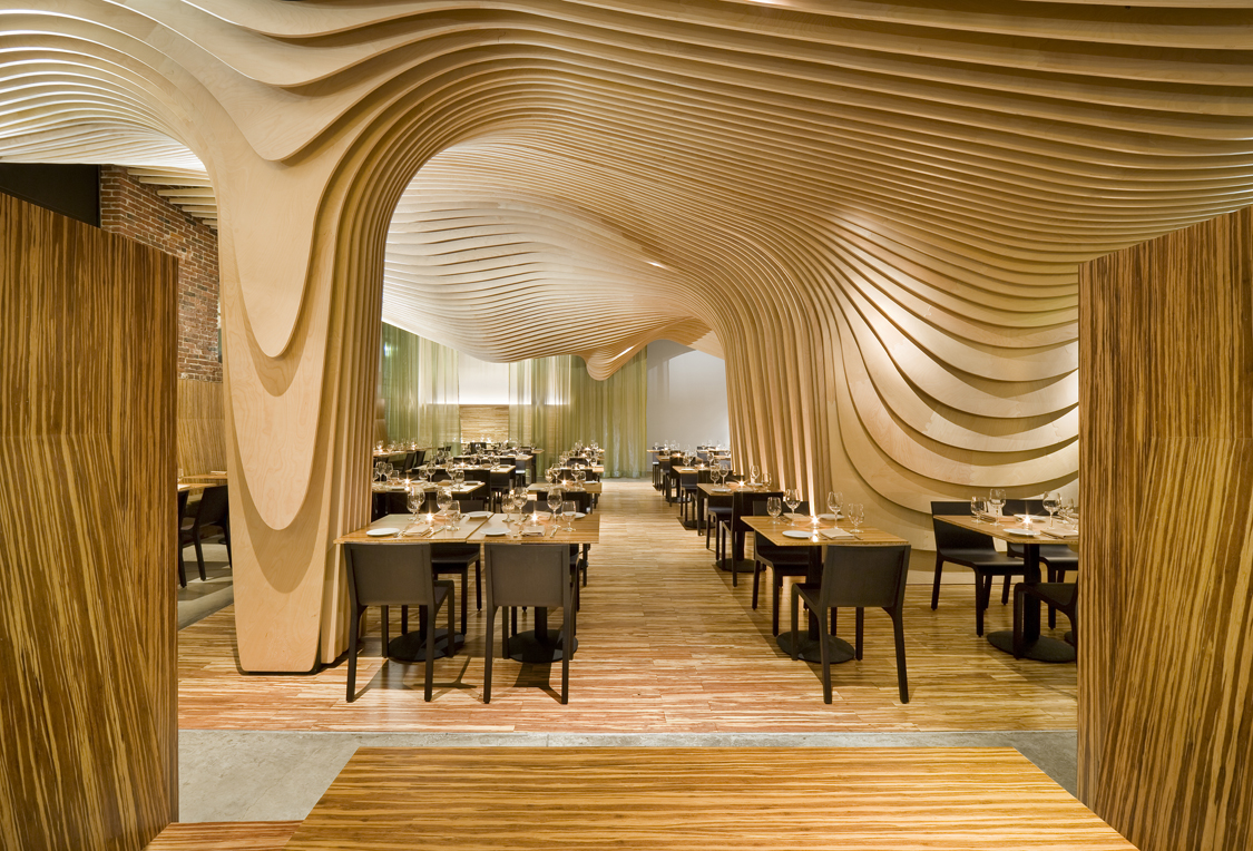Rhythm and repetition tharri15blog for Restaurant design
